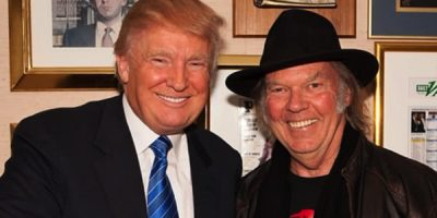 Believe It Or Not, Donald Trump Just Spectacularly Owned Neil Young
