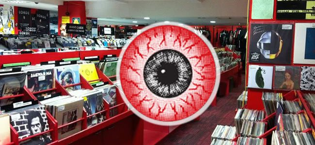 A Look Inside Australia's Biggest Indie Record Store, Red Eye Records