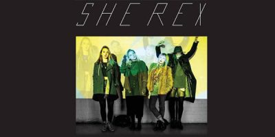 Premiere: Sydney Rockers She Rex Unleash New Single 'This Way'
