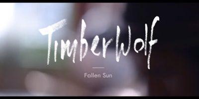 Premiere Of Timberwolf – 'Fallen Sun' (Black Bear Session)