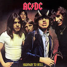 highway to hell cover