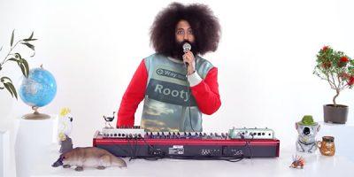 Reggie Watts Name Checks 600 Aussie Towns In Hilarious New Rap