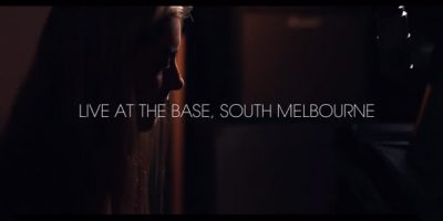 Teischa – 'Couldn't Care Less' (Live at The Base – South Melbourne)