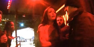 Bouncer Wears GoPro To Prove How Annoying Punters Really Are