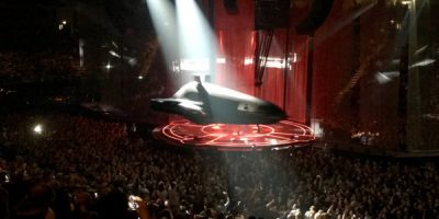 Muse's Drone Crashes Into Crowd During Gig