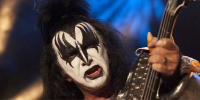 Gene Simmons Says KISS Won't Make Another Record Because Of Piracy