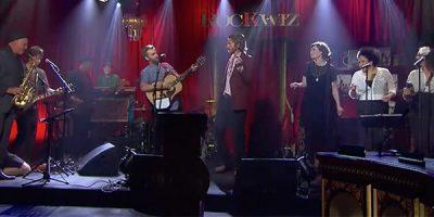 Watch Josh Pyke, Tim Rogers & Sarah Blasko Pay Tribute To David Bowie