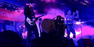 Waleed Aly Stole The Show With Dan Sultan & Regurgitator Supergroup