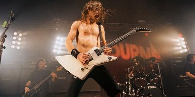 "Airbourne Say Lack Of Triple J Support ""Hurt"""