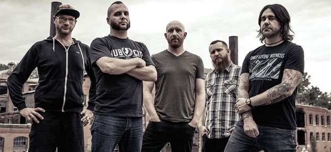 Killswitch Engage Announce 2017 Aussie Tour