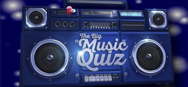 The First Review For 'The Big Music Quiz' Is In & It's Not Good