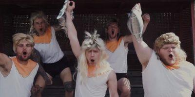 Goon-Themed Aussie Punk Band Launches Goon Football League
