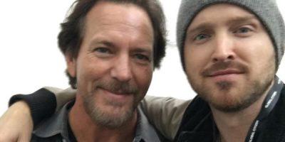 Breaking Bad's Aaron Paul Shares Heartfelt Letter About Pearl Jam's 'Ten'