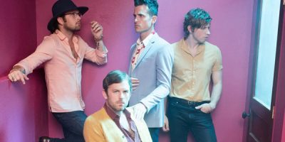 Kings Of Leon Covered Selena Gomez… No, Really