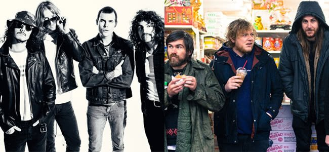 Sticky Fingers & The Smith Street Band Lead Party In The Paddock 2017 Lineup