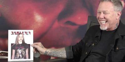 Metallica's James Hetfield Skewers Celebs Wearing Metallica Shirts