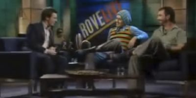 Remembering The Time Daniel Johns Got Loose AF On Rove Live