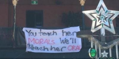 Perth's Brass Monkey Apologises After Hanging Sexually Offensive Signs Everywhere