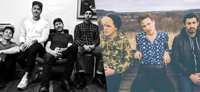 Food Court And The Dirty Nil Review Each Other's Work On Their New Collab