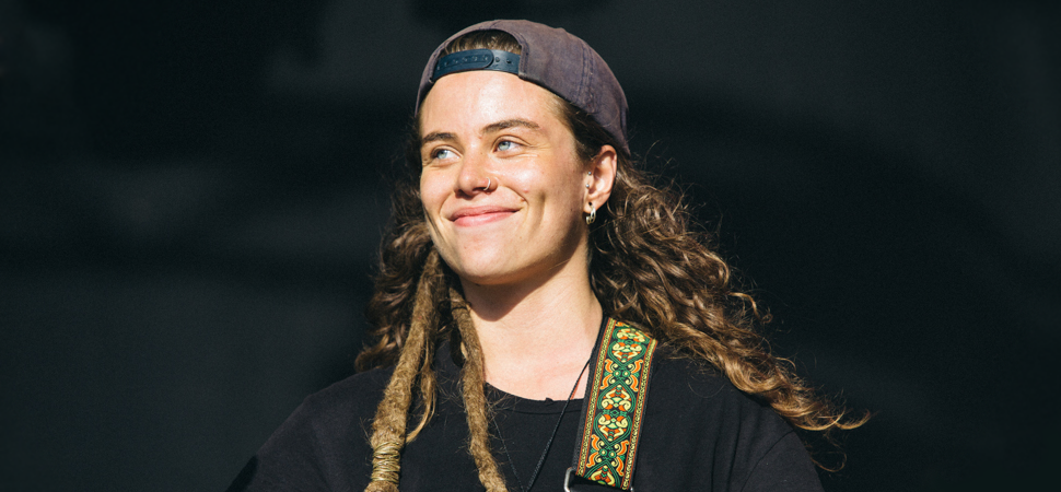Tash Sultana spills her guts on the lessons she's learnt so far