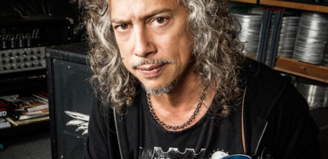 Watch Kirk Hammett react to YouTube videos of weird Metallica covers