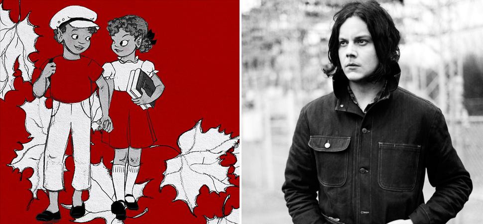 Jack White made a kids' book based on one of The White Stripes' best tracks