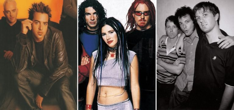 Taxiride, Killing Heidi, and Custard, 3 bands who made classic hits you may have forgotten