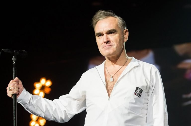 The audio revealing Morrissey's defence of Kevin Spacey has been released
