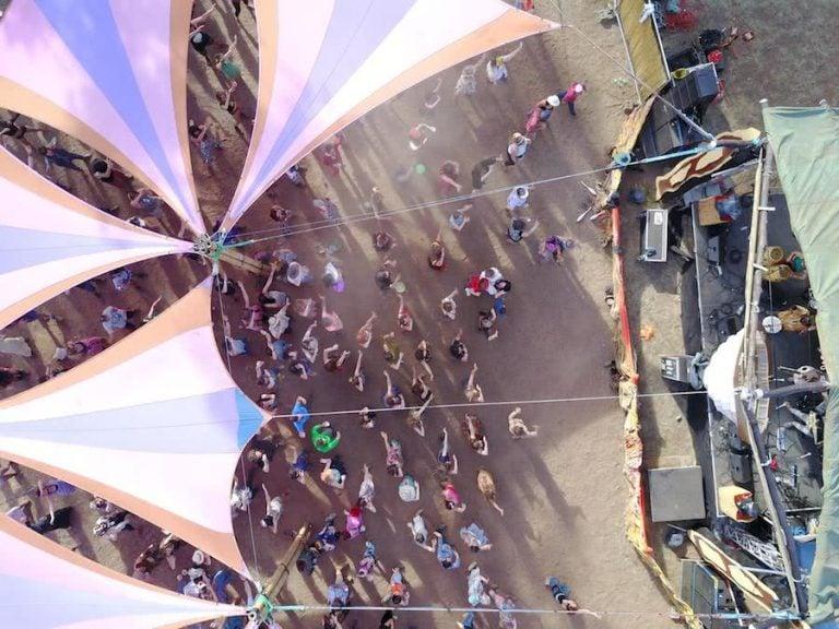 Are you a conscious festival goer?