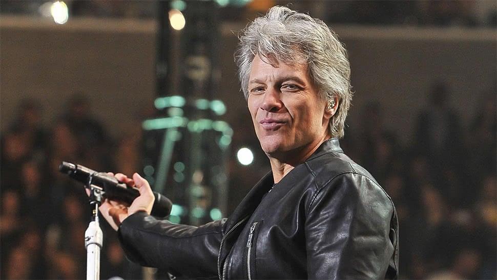 Bon Jovi kicked off their Aussie tour with a typically
