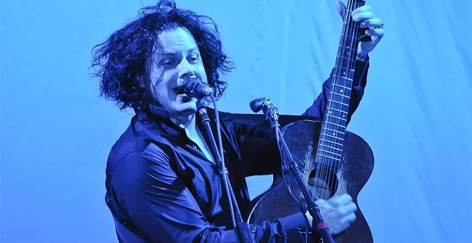 Jack White just dedicated a performance of 'Icky Thump' to Donald Trump