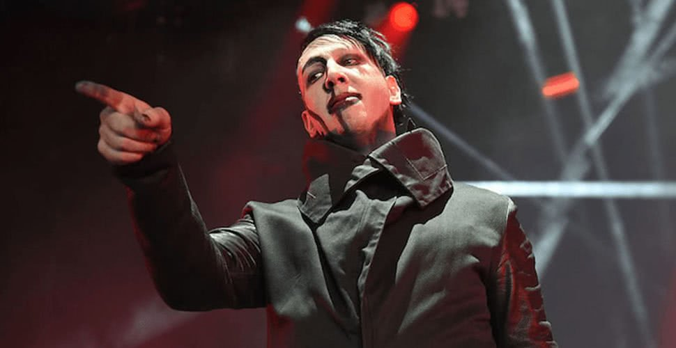 Watch: Marilyn Manson's creepy as hell new video