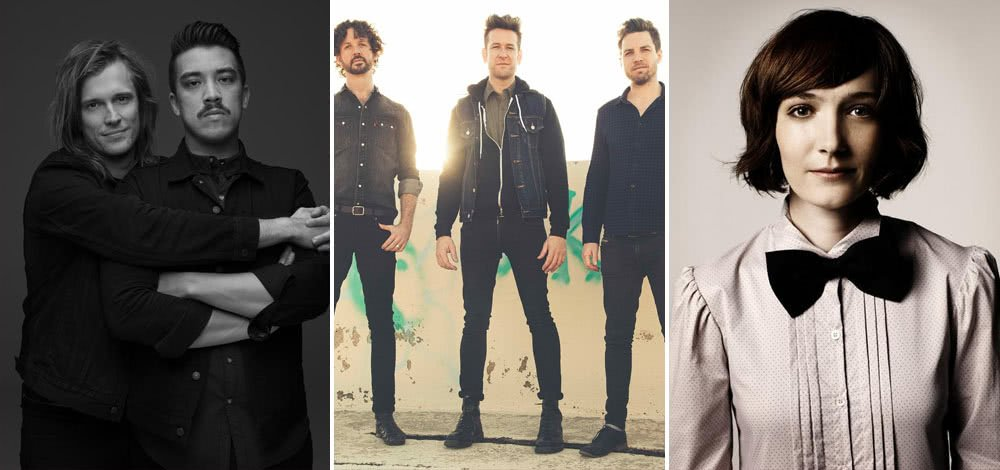 Eskimo Joe, Sarah Blasko, Polish Club & more join a huge Brisbane Festival lineup
