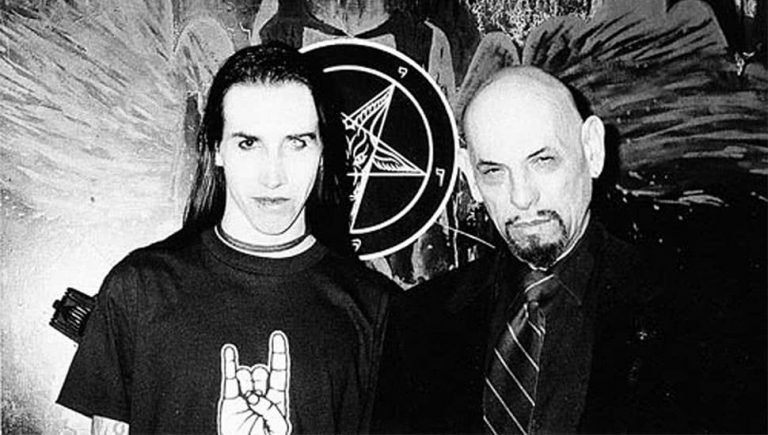 The Church of Satan has clarified exactly what Marilyn Manson's ...