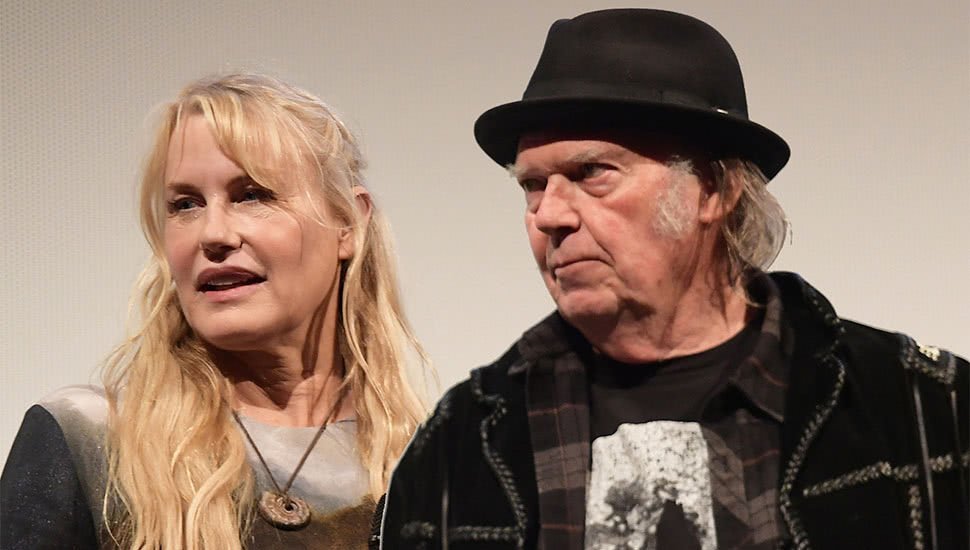 daryl hannah 2018 neil young
