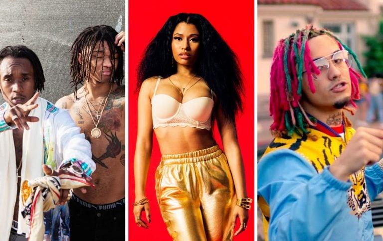 FOMO Festival 2019 lineup Nicki Minaj Lil Pump Rae Sremmurd