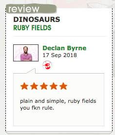 Ruby Fields