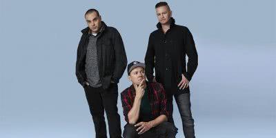 Australian hip-hop icons the Hilltop Hoods