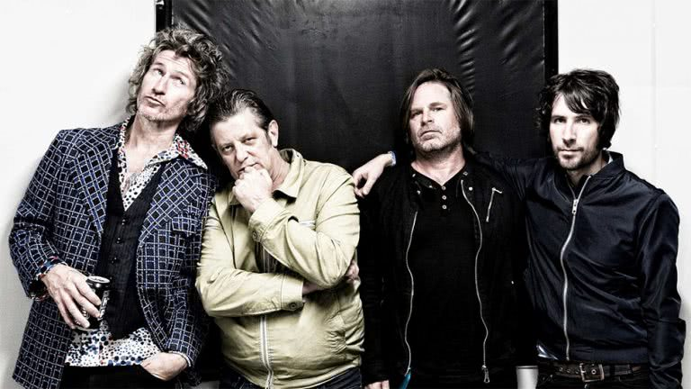 Image of Aussie rock icons You Am I