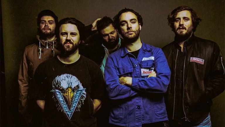 Image of Adelaide rockers Bad//Dreems