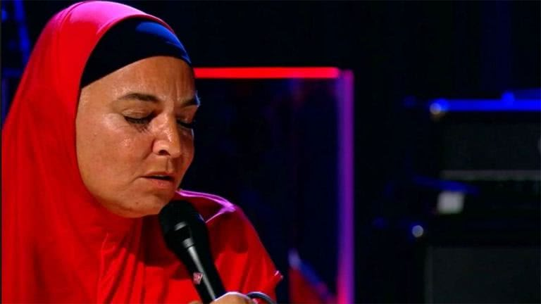 Sinead O Connor Returns To The Stage With Her First Tv Appearance In Years