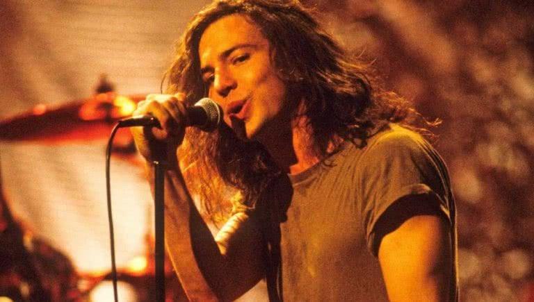 Pearl Jam- Eddie Vedder