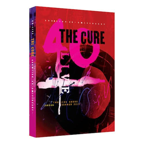 The Cure 40 Live