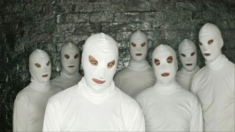 Image of Aussie rock outfit TISM