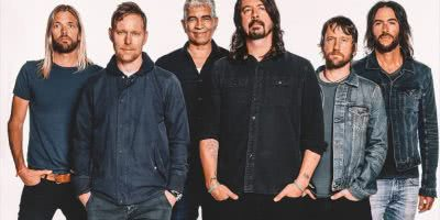 US Rock Outfit Foo Fighters