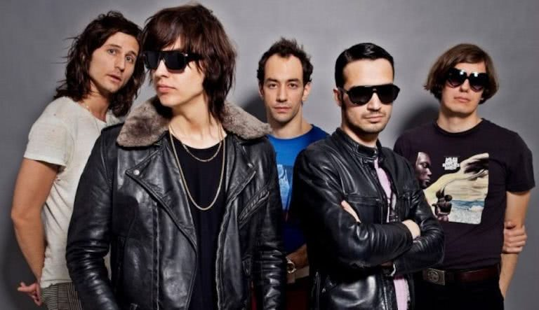 The Strokes revealed animation clip and announced a new album