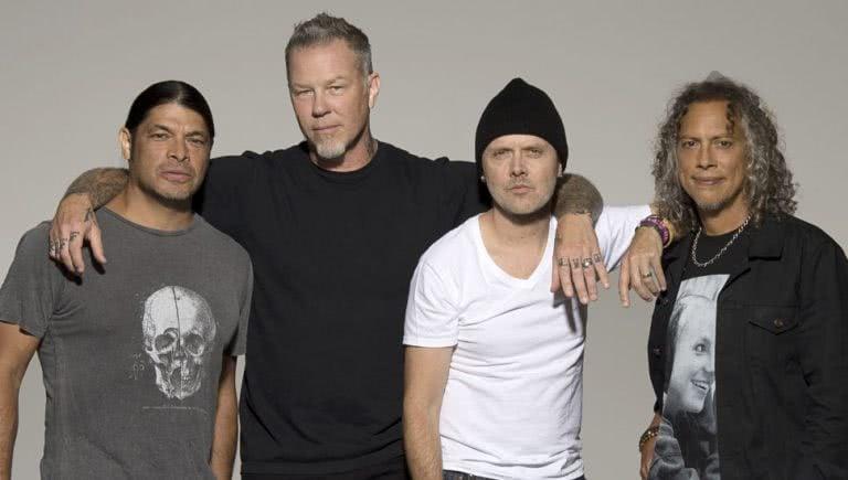 U.S. Metal Icons Metallica