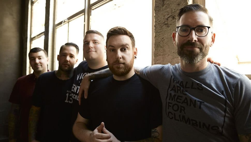 Photo of American metalcore band The Ghost Inside