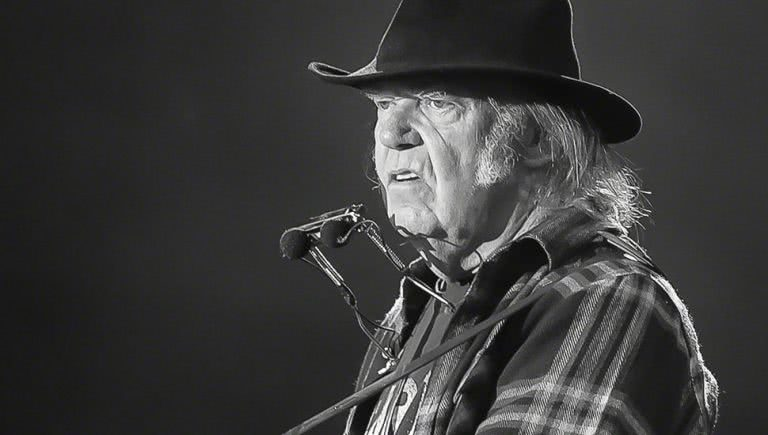 Neil Young shares tracklist, release date for shelved album, 'Homegrown'