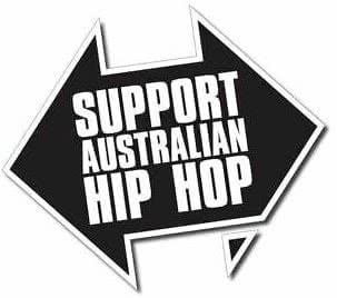Support Australian hip hop